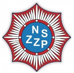 logo nszz policjantów